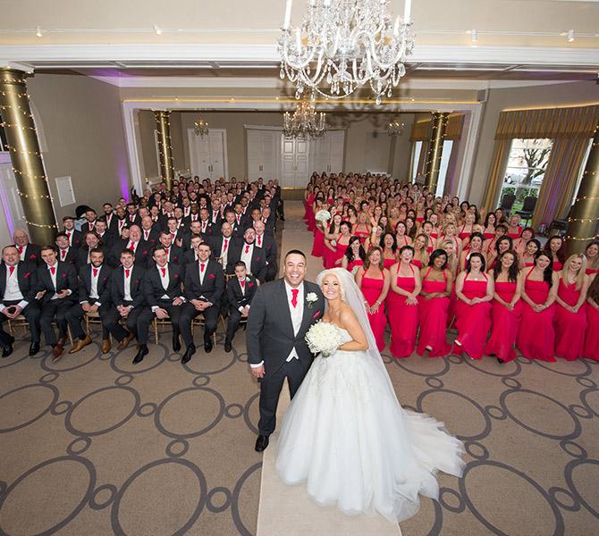 Світовий рекорд - 230 дружб і дружок на весіллі » Давай одружимось! 1612d2310c52d