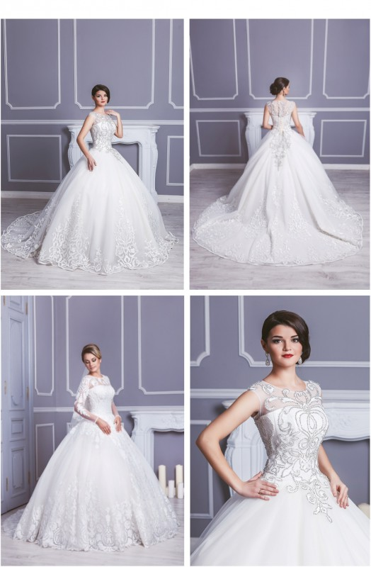 27ff4b6cff24cc весільні сукні MILANA-LUX » Давай одружимось!